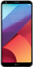 lg g6 - front